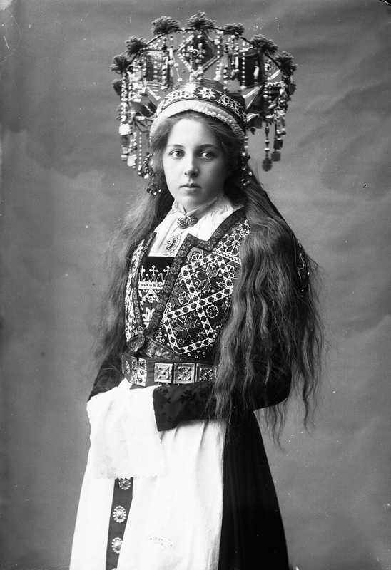 Norwegian Brides 1870-1920 - black metal