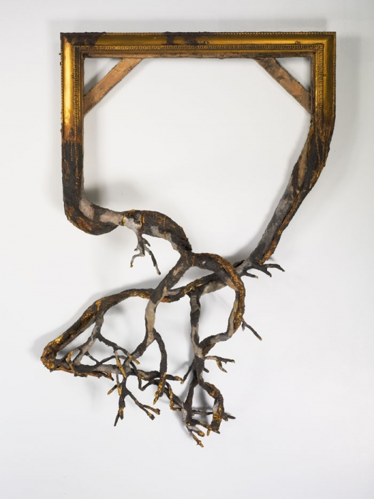 Valerie Hegarty - destructive art - unearthed