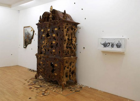 Valerie Hegarty - destructive art - view-from-thanatopsis